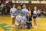 SJI Spirit Awards Presented and 2011 All-Tournament Cheerleading Team Named